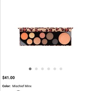 Mac Mischief Minx Eyeshadow Palette(New)
